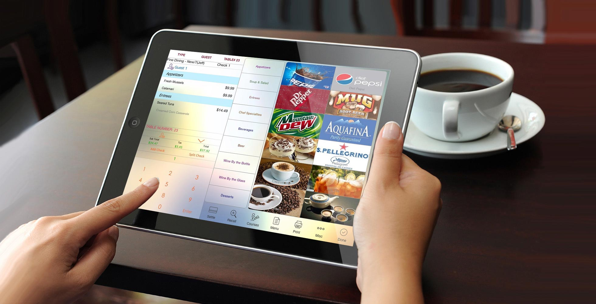 Specialists In Restaurant And Retail Pos Itfuture