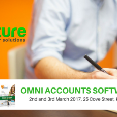 Omni Accounts Software Demonstration – 2nd and 3rd of March 2017