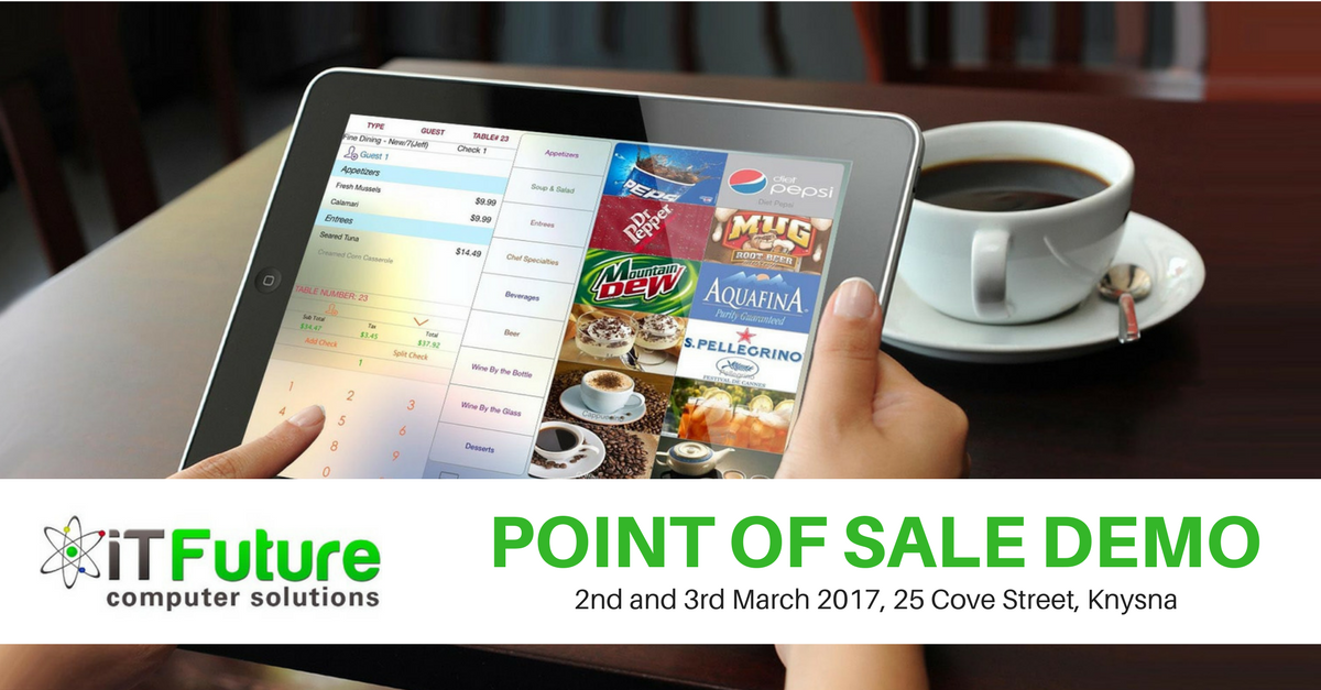iTFuture Point of Sale Demo