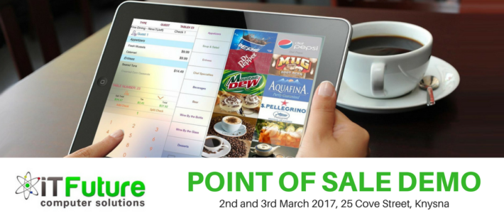 Demo on Point of Sale Current Trends – 2nd and 3rd of March 2017